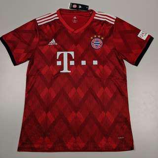 (INSTOCK) Bayern FC 1819 jersey