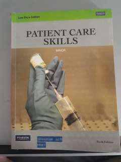Patient Care Skills (6th Ed, By Minor)