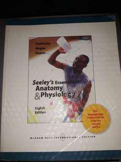 Seeley's Essentials of Human Anatomy and Physiology (8th Ed)