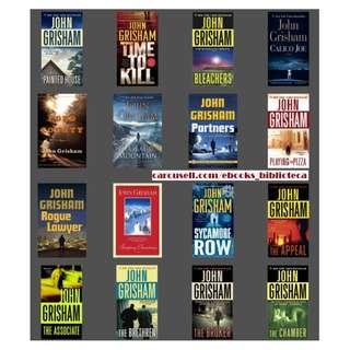(Ebook Collection) John Grisham