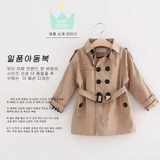 Coat 英倫風 男/女外套