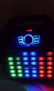 Bluetooth Speaker 🎵 🎶 🎶 🌌