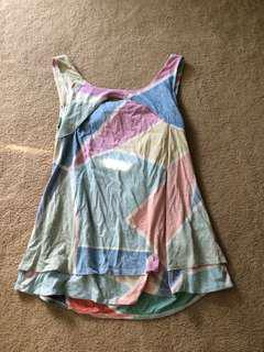Quicksilver Tank top