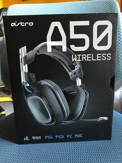 Astro a50,原價$2250/現售$1300,真的吾好錯過這件好嘢,100%real & 99%new/D膠甜都未搣👍🏿👍🏿有單