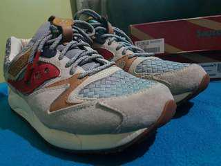 Saucony Liberty Pack Grid 9000 Size 8US