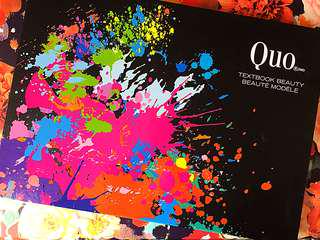Quo Textbook Beauty Palette