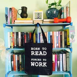 Bookish Tote Bags