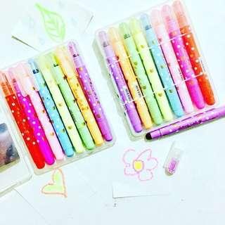Coloring Jet Sticks