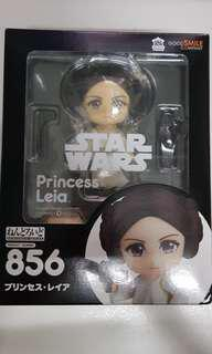 Brand new Mint sealed Nendoroid 856 Princess Leia