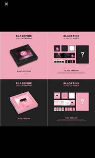 (SEALED INSTOCKS) BLACKPINK SQUARE UP