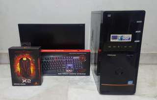 Pc gaming dota2 high