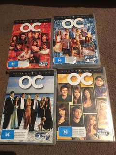 The oc all seasons
