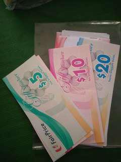 🚚 All type of voucher