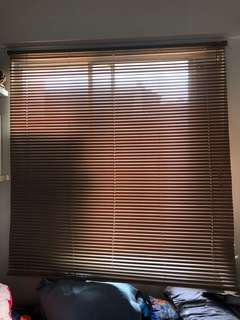 Preloved window blinds for sale