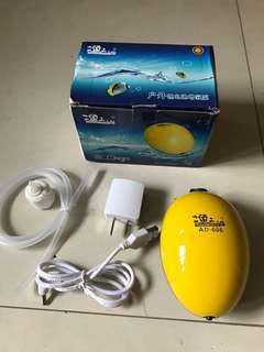 Portable Rechargeable air pump