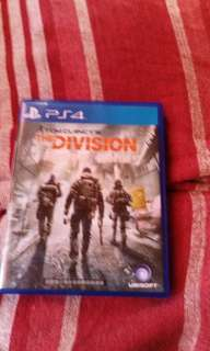 PS4  THE DIVISION 全境封鎖