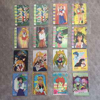 Sailor Moon Cards Collection (Anime/Manga)