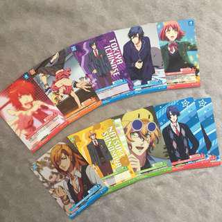 Uta no Prince-sama Playing/Gaming Cards Set Collection (Anime/Manga)