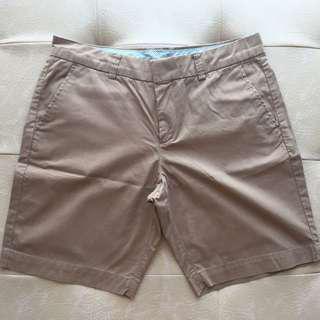 Uniqlo Khaki Shorts