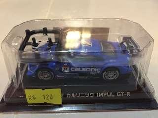 Autobacs Super GT 2014 Calsonic IMPUL R35 GTR 戰神