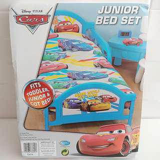 DISNEY PIXAR CARS - toddler, junior or cot bed