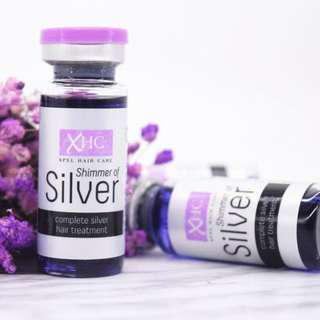 🚚 XHC Shimmer of Silver Hair Treatment (Purple Shampoo Follow Up)