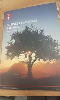 Icaew business planning: banking