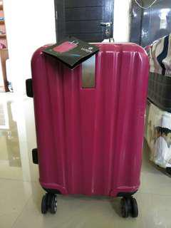 [ Koper ] 20 inch Hardcase Clip Lock Luggage