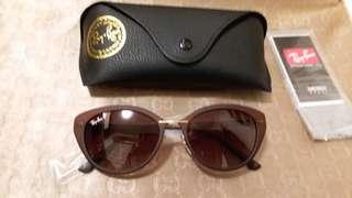 Ray Ban Sunglasses original RB4250 BROWN.FRAME LENS