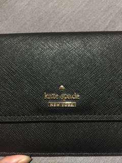 Original kate spade leather wallet