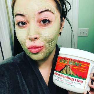 Aztec Clay Mask (share 10gr)