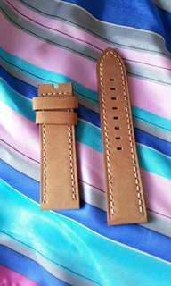 24mm真皮錶帶