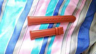18mm真皮錶帶