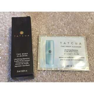 Tatcha The Deep Cleanse Face Wash