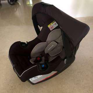 Preloved new born Car Seat