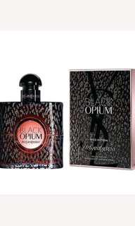 Yves Saint Laurent Black Opium Wild Edition 90ml EDP Eau De Parfume Spray Women