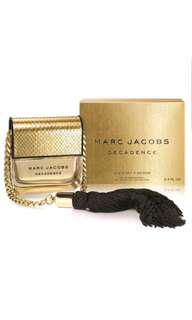MARC JACOBS DECADENCE ONE EIGHT K GOLD EDITION 100ml Eau De Parfum Spray Women