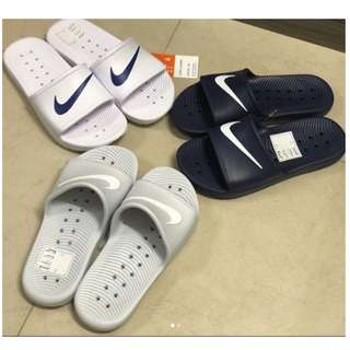 現貨NIKE Kawa Shower Slide * 3色
