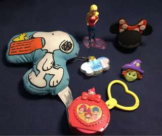 Toy Bundle for Girls