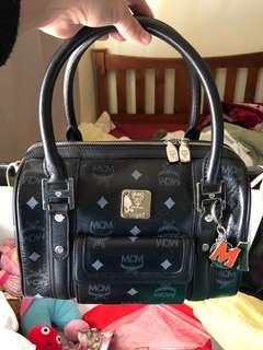 authentic mcm bag