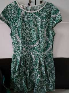 Dress Batik ❤