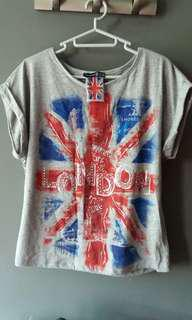 London tshirt