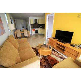 Bintang Fairlane Residence (Bukit Bintang, Fully Furnished 2 Bedroom 1 Bathroom)