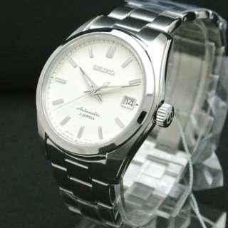Sold out ** Seiko SARB035 Black Dial Automatic Dress Watch, 38mm Sapphire Crystal Case