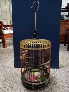 Puteh Bird Cage