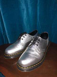 Doc Martens 1461 Silver