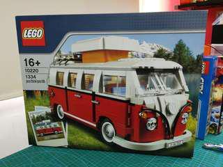 Lego 10220 全新