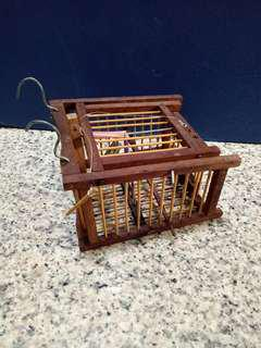 Puteh Cage Trap