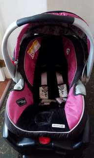 Car seat Graco snug ride 35