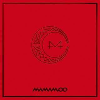 [PREORDER] MAMAMOO 7th Mini Album - Red Moon
